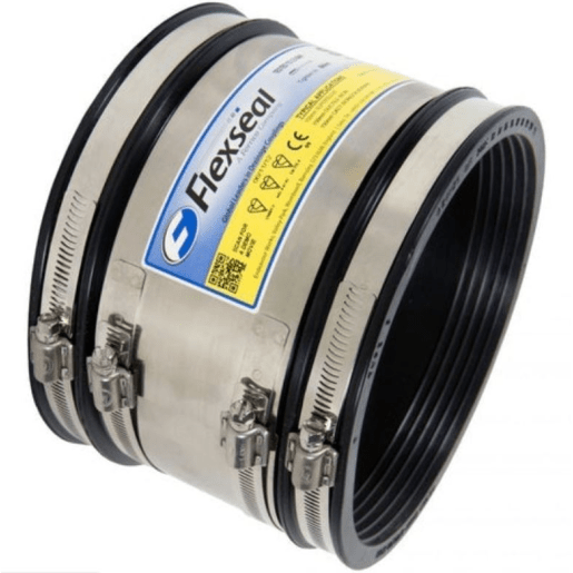 Flexseal SC335 Standard Coupling 190mm Black