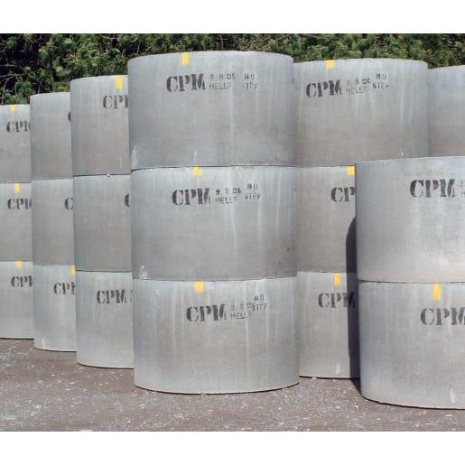 CPM Precast Manhole Chamber Ring 900 x 500mm
